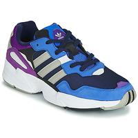 Cipők Férfi Rövid szárú edzőcipők adidas Originals YUNG 96 Kék