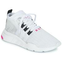 Cipők Férfi Rövid szárú edzőcipők adidas Originals EQT SUPPORT MID ADV Fehér