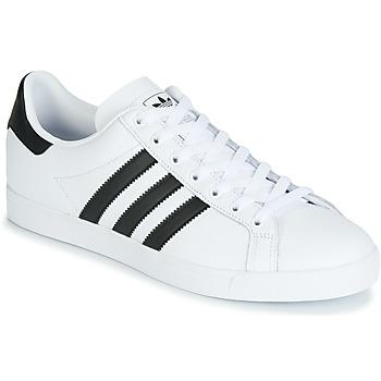 Cipők Rövid szárú edzőcipők adidas Originals COAST STAR Fehér / Fekete
