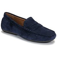 Cipők Férfi Mokkaszínek Polo Ralph Lauren REYNOLD Tengerész