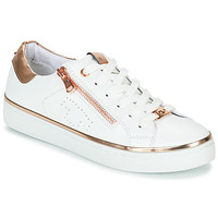 Cipők Női Rövid szárú edzőcipők Tom Tailor  Fehér