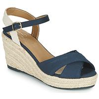 Cipők Női Szandálok / Saruk Tom Tailor  Tengerész