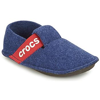 Cipők Gyerek Mamuszok Crocs CLASSIC SLIPPER K Kék