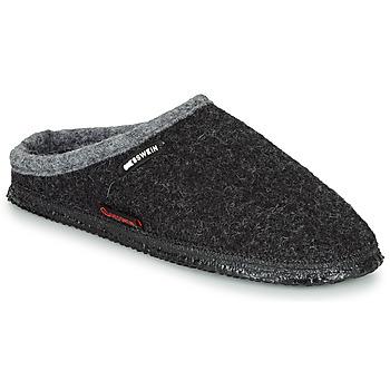Cipők Mamuszok Giesswein DANNHEIM Antracit