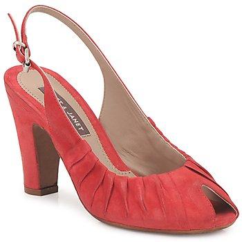 Cipők Női Szandálok / Saruk Janet&Janet PEONIA PLISA Piros
