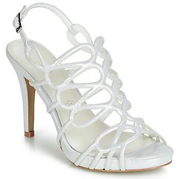 Cipők Női Szandálok / Saruk Menbur CLEMENTINA Elefántcsont
