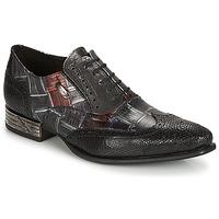 Cipők Férfi Oxford cipők New Rock SALSO Fekete