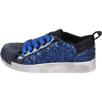 Cipők Lány Rövid szárú edzőcipők Holalà BT330 Kék