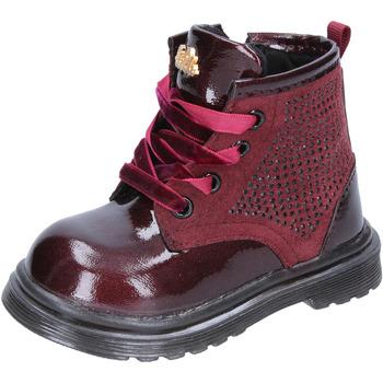 Cipők Lány Városi csizmák Lulu BT356 Ibolya