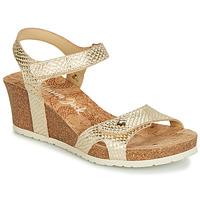 Cipők Női Szandálok / Saruk Panama Jack JULIA Arany