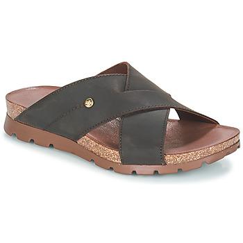 Cipők Férfi Papucsok Panama Jack SALMAN Barna