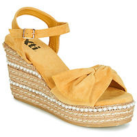 Cipők Női Szandálok / Saruk Xti 49073 Citromsárga