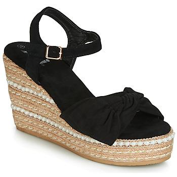 Cipők Női Szandálok / Saruk Xti 49073 Fekete