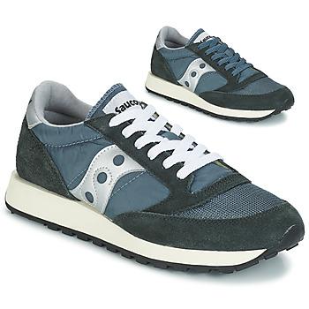 Cipők Rövid szárú edzőcipők Saucony Jazz Original Vintage Kék