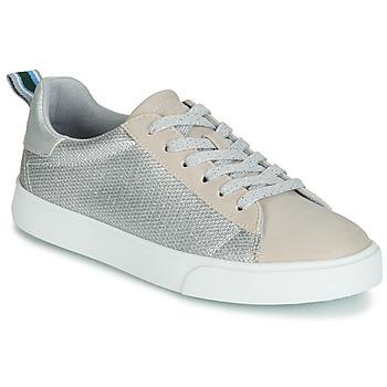 Cipők Női Rövid szárú edzőcipők Esprit Cherry Glimmer LU Bézs