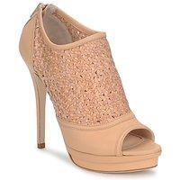 Cipők Női Félcipők Jerome C. Rousseau ELLI WOVEN Bőrszínű
