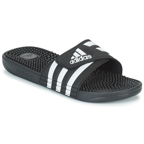 Cipők strandpapucsok adidas Performance ADISSAGE Fekete  / Fehér