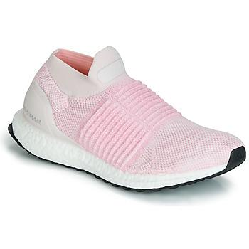Cipők Női Futócipők adidas Performance ULTRABOOST LACELESS Rózsaszín