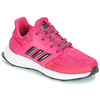 Cipők Lány Futócipők adidas Performance RAPIDARUN K Rózsaszín