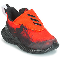 Cipők Fiú Futócipők adidas Performance FORTARUN SPIDER-MAN Piros / Fekete