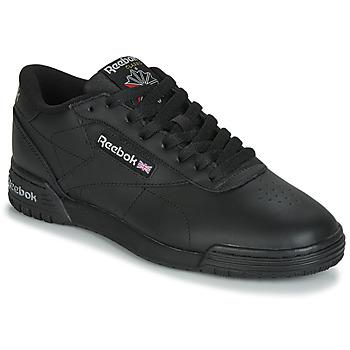Cipők Rövid szárú edzőcipők Reebok Classic EXOFIT LO CLEAN LOGO INT Fekete