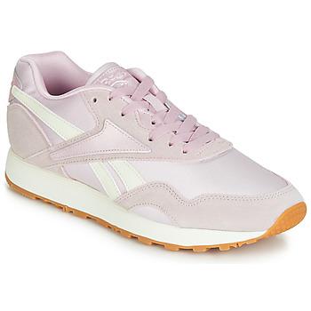 Cipők Női Rövid szárú edzőcipők Reebok Classic RAPIDE Rózsaszín