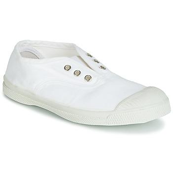Cipők Gyerek Rövid szárú edzőcipők Bensimon TENNIS ELLY Fehér