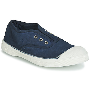 Cipők Gyerek Rövid szárú edzőcipők Bensimon TENNIS ELLY Tengerész