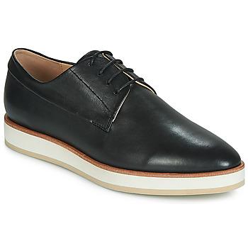 Cipők Női Oxford cipők JB Martin ZELMAC Fekete