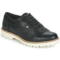 Cipők Női Oxford cipők LPB Shoes GISELE Fekete