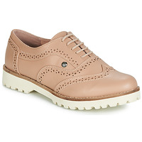 Cipők Női Oxford cipők LPB Shoes GISELE Púder