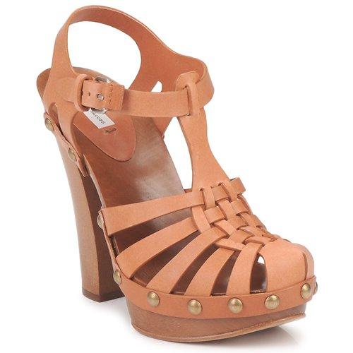 Cipők Női Szandálok / Saruk Marc Jacobs MJ18051 Bézs