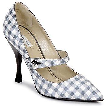 Cipők Női Félcipők Marc Jacobs MJ18354 Szürke