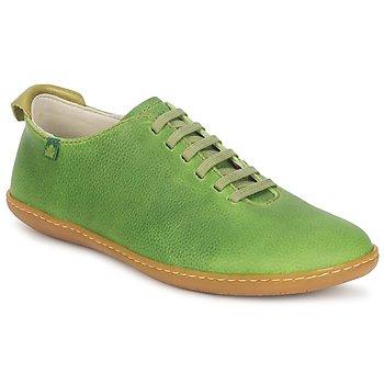Shoes Oxford cipők El Naturalista EL VIAJERO FLIDSU Zöld