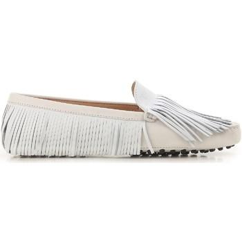 Cipők Női Mokkaszínek Tod's XXW00G0Y720CZMB001 bianco
