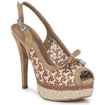 Shoes Női Szandálok / Saruk Stéphane Kelian LUDILOU Dűne-Agyag