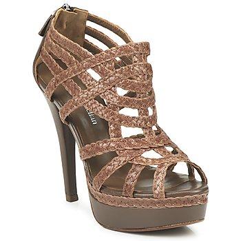 Shoes Női Szandálok / Saruk Stéphane Kelian LOULOU Agyag