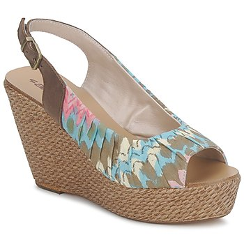 Cipők Női Szandálok / Saruk Sans Interdit RICO Sokszínű