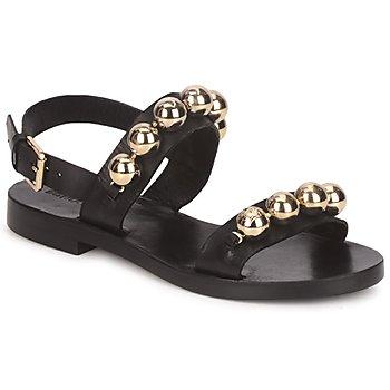 Cipők Női Szandálok / Saruk Sonia Rykiel GRELOTS Fekete