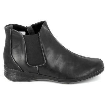 Cipők Női Csizmák Boissy Boots 7514 Noir Fekete
