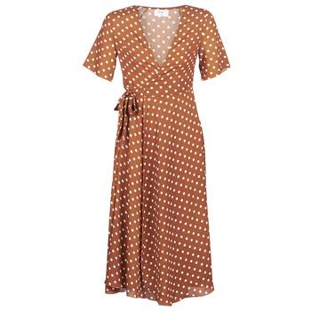 Ruhák Női Hosszú ruhák Betty London KEYLA Barna