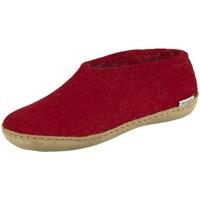 Cipők Gyerek Mamuszok Glerups AA0800 Piros