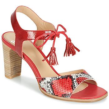 Cipők Női Szandálok / Saruk Perlato RUBY Piros