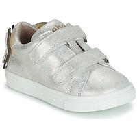 Cipők Lány Rövid szárú edzőcipők Acebo's BAMBU Bézs