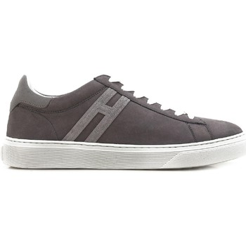 Cipők Férfi Rövid szárú edzőcipők Hogan HXM3650J960I7PB414 grigio