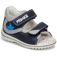 Cipők Fiú Szandálok / Saruk Primigi 3377611 Kék