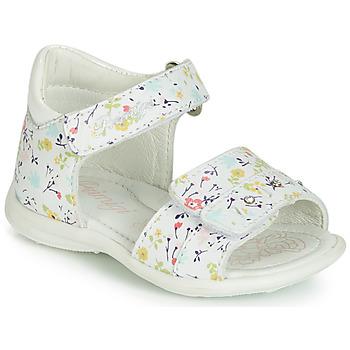 Cipők Lány Szandálok / Saruk Primigi 3407033 Fehér