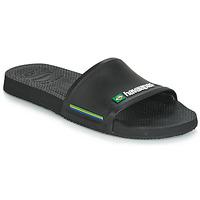 Cipők Férfi strandpapucsok Havaianas SLIDE BRASIL Fekete