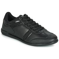 Cipők Férfi Rövid szárú edzőcipők Redskins ILLIC Fekete