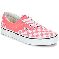 Cipők Női Rövid szárú edzőcipők Vans ERA Rózsaszín